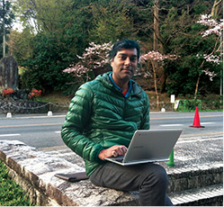 Peter Prabhu – Digital Nomad
